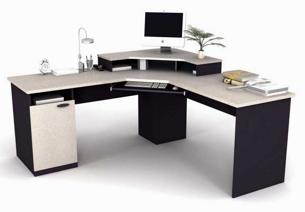 Chic Corner Office Desk Office Corner Desks Best 2547 Uggoz Inside Best Corner Office Desk