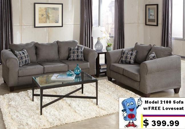 Chic Couch And Loveseat Set Enchanting Gray Sofa And Loveseat With Living Rooms At Mattress