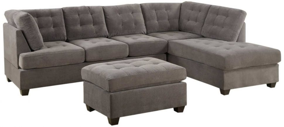 Chic Dark Gray Sectional Sofa Sofa Sectional Sofas Sectional Couch Dark Grey Sectional Gray