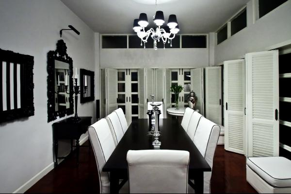 Chic Dining Room Chairs Black And White White Dining Chairs Design Ideas