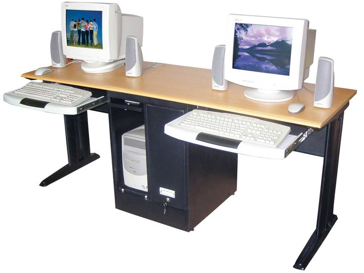 Chic Double Computer Desk Workstation 13 Best Two Person Desk Images On Pinterest Home Office Two