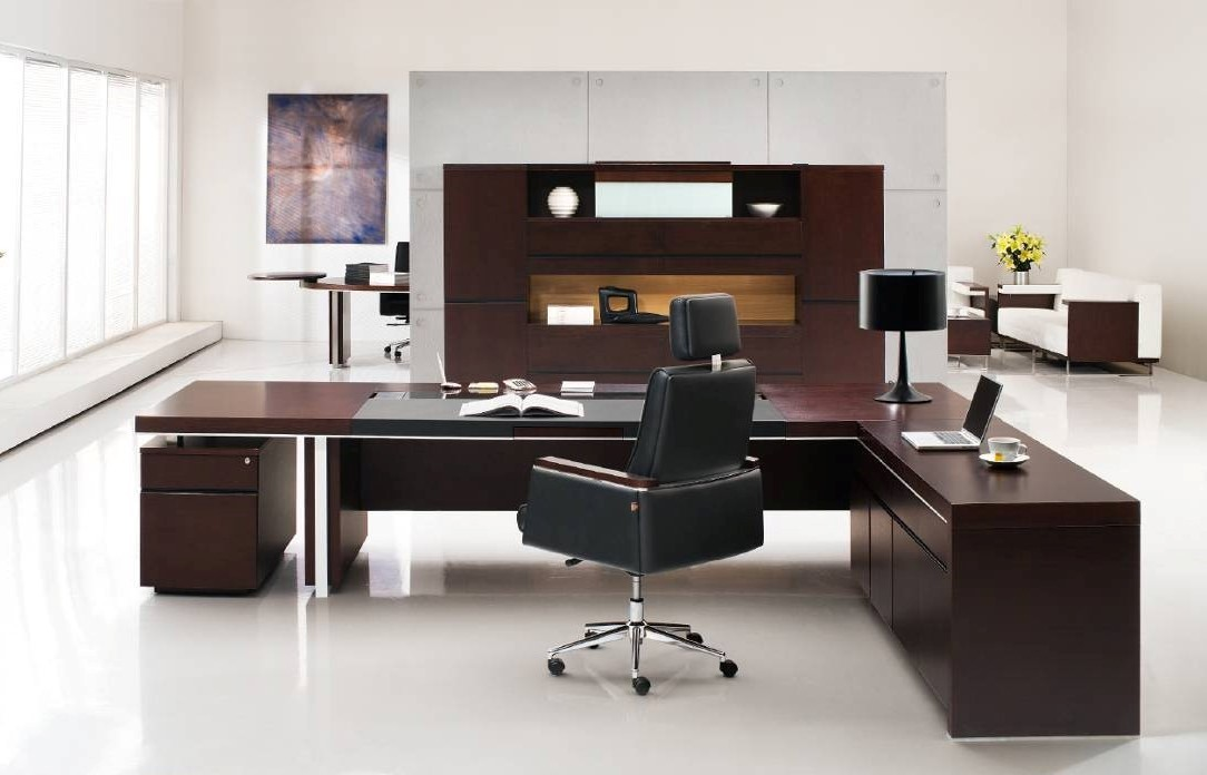Chic Executive Desks For Home Office Professional Office Desk Sleek Modern Desk Executive Desk Company