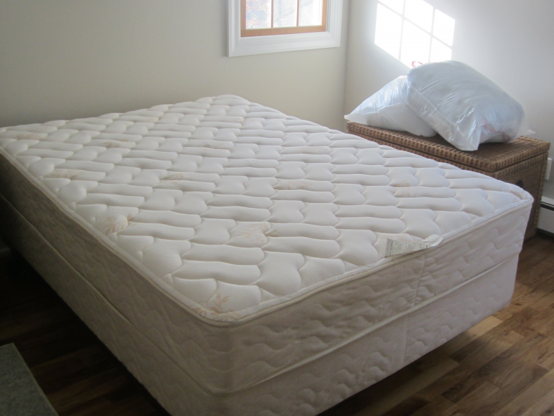 Chic Full Mattress And Box Spring Full Size Mattressbox Spring Frame Westhampton Ny Patch