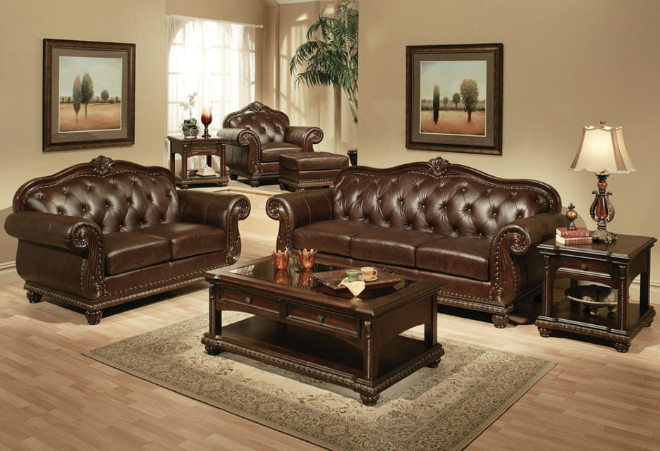 Chic Genuine Leather Sofa Set Best Of Brown Leather Sofa Set With Sofa 20 Glamorous Leather Sofa