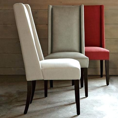 Wonderful High Back Dining Chairs With Arms Back Low Arm Italian
