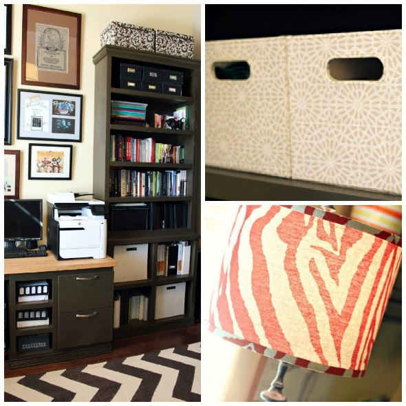 Chic Home Office Organization Furniture Get Your Home Office Organized