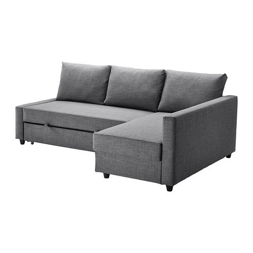 Chic Ikea Bed And Sofa Friheten Sleeper Sectional3 Seat Wstorage Skiftebo Dark Gray
