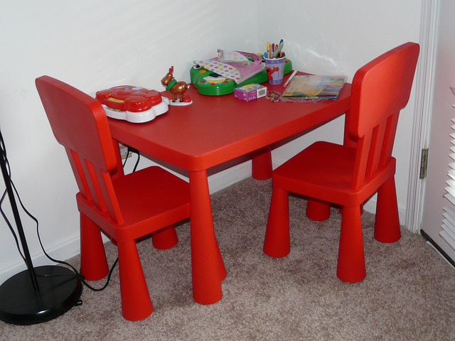 Chic Ikea Chair Set Kids Table And Chairs Set Ikea 9871