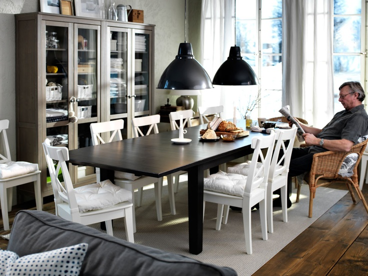 Chic Ikea Large Dining Room Table 108 Best Ikea Dining Images On Pinterest Ikea Dining Dining