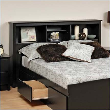 Chic King Size Head Boards King Headboard With Storage New King Size Headboard With Storage And