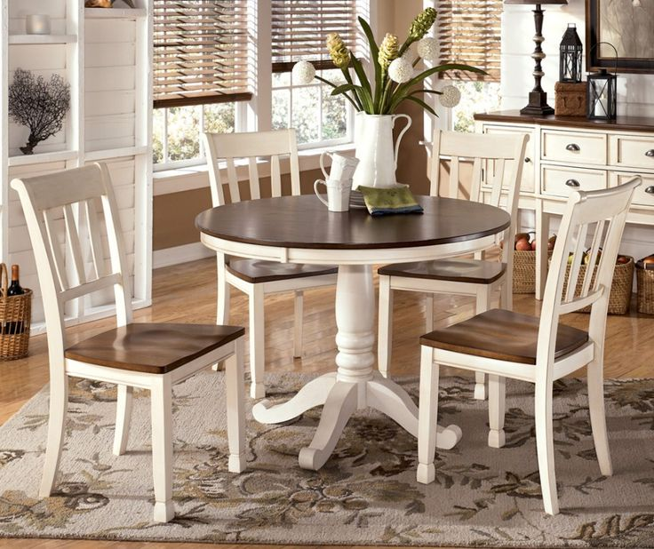 Chic Kitchen Dining Sets Best 25 Round Dining Table Sets Ideas On Pinterest Round Dining