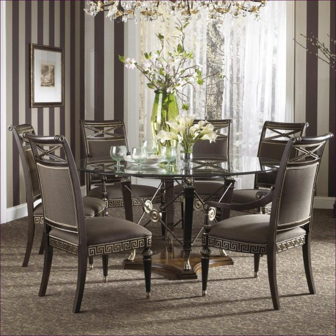 Chic Large Circular Dining Table Kitchen Room Amazing Granite Top Dining Table Buy Round Table