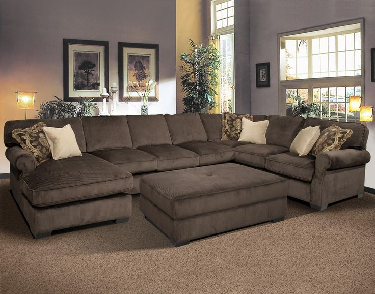 Chic Large L Shaped Sectional Sofas Best 25 Sofa Sales Ideas On Pinterest Big Couch Sectional