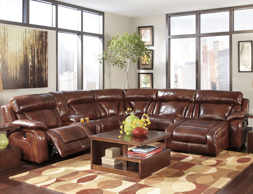 Chic Large Leather Sectional Couch Impressive On Large Leather Sofa Big Sectional Sofa With Chaise