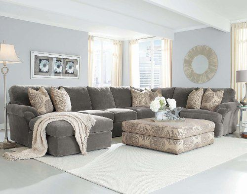 Chic Large Microfiber Sectional Couch Best 25 3 Piece Sectional Sofa Ideas On Pinterest Sectional