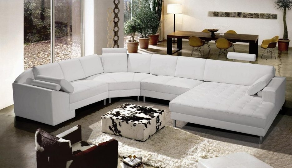 Chic Large Sectional Sofa With Ottoman Living Room Large Sectional Sofas With Chaise And White Sofa