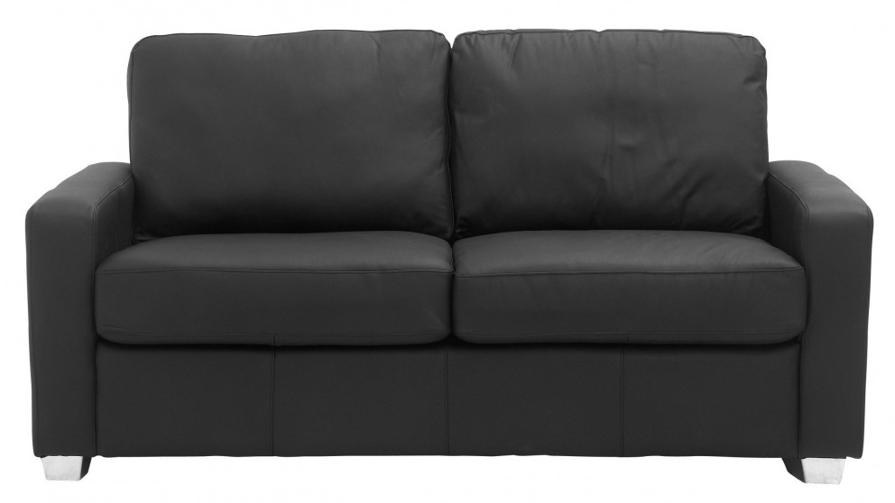Chic Leather Double Sofa Bed Sofa Bed Harvey Norman Caleb Leather Double Sofa Bed Sofa Beds