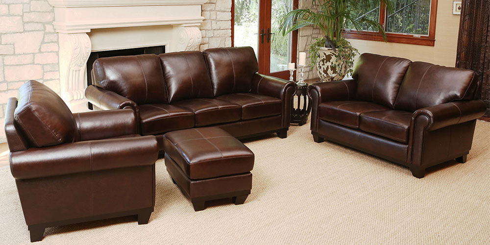 Chic Leather Living Room Sets Living Room Sets Costco