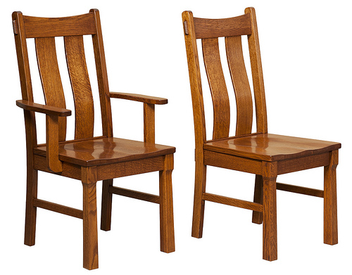 Chic Maple Dining Chairs Dining Chairs Amish Furniture Shipshewana Indiana