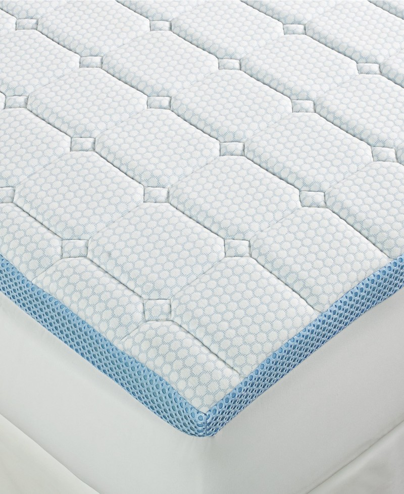 Chic Mattress Cover Padding Memory Foam Bedroom Something Handsomely Simple For Bedroom With Macys