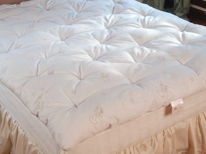 Chic Mattress Pads And Toppers Wool Mattress Toppers Wool Mattress Toppers Wool Comforters