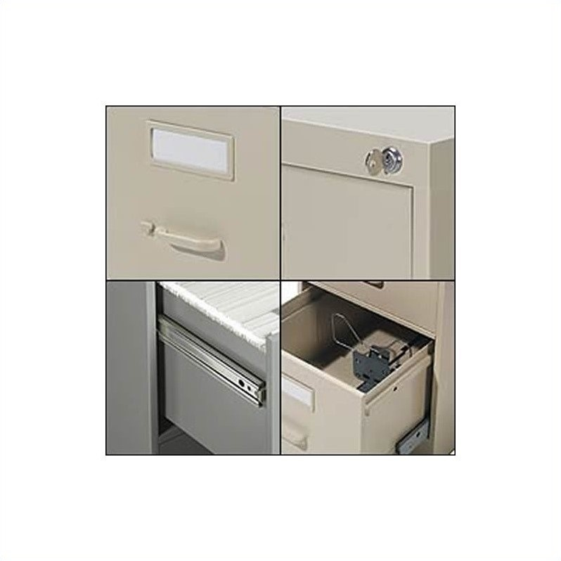 Chic Metal Filing Cabinet Global Office 4 Drawer Vertical Metal File Cabinet 25 450
