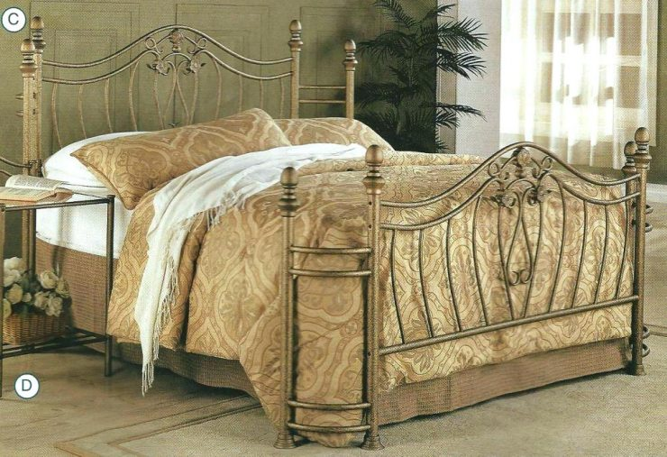 Chic Metal Queen Size Headboard And Footboard Antique Metal Queen Size Headboard And Footboard Queen Metal Bed