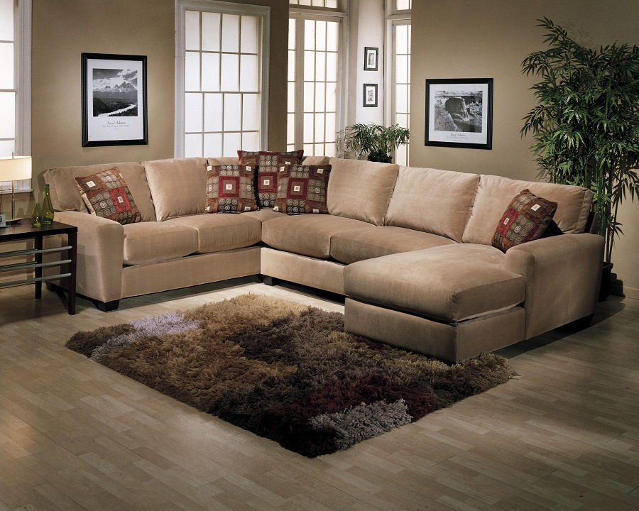 Chic Microfiber U Shaped Sectional Sofa Beds Design Surprising Ancient U Shaped Sofa Sectionals