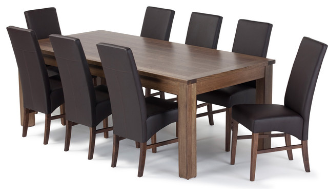 Chic Modern Furniture Dining Table Modern Dining Room Table And Chairs The Media News Room