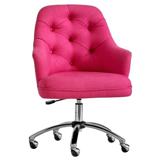 Chic Office Desk Chairs Best 25 Pink Desk Chair Ideas On Pinterest Office Desk Chairs