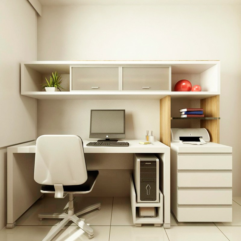 Chic Office Furniture For Small Room Small Office Ideas Effectively Boosting Wider Room Arrangement