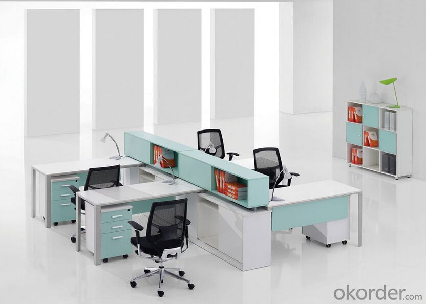 Chic Office Work Table Buy Office Working Table Green Color Design Pricesizeweight