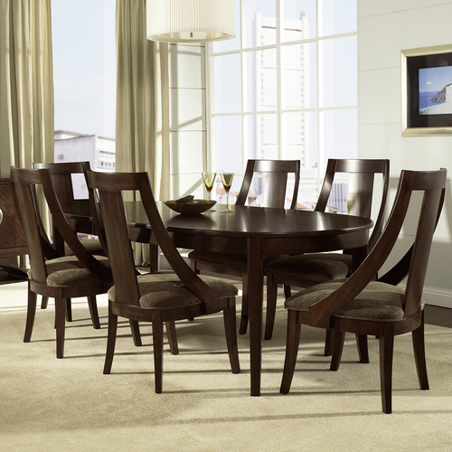 Chic Oval Dining Room Table Fancy Oval Dining Room Table Sets 77 With Additional Interior