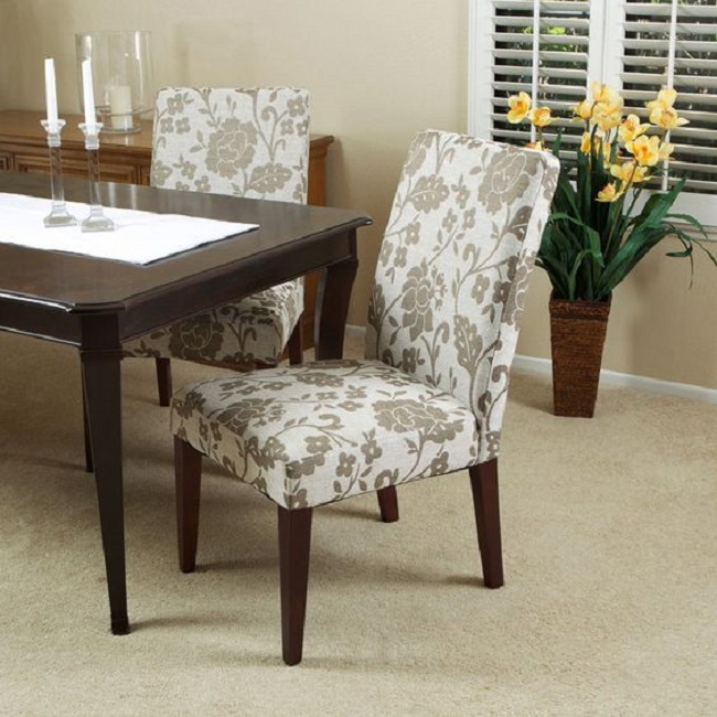 Chic Printed Dining Chairs Chairs Amusing Printed Dining Chairs Printed Dining Chairs