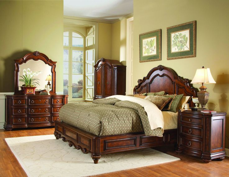 Chic Queen Bedroom Set With Armoire King Bedroom Set Armoire Insurserviceonline