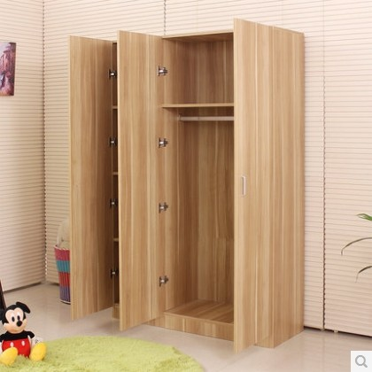 Chic Real Wood Wardrobe Closets Buy Plate Simple Ikea Wardrobe Closet Solid Wood Composition