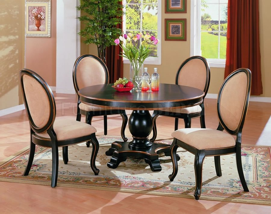 Chic Round Dining Table For 6 With Leaf Modern Round Dining Table For 6 Rounddiningtabless