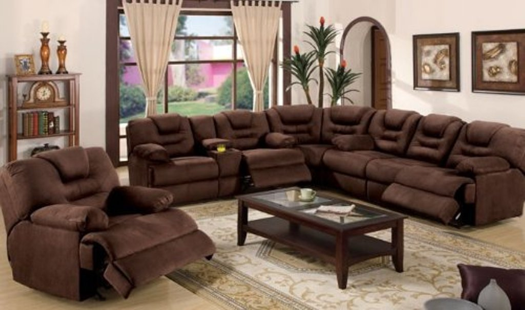 Chic Sectional Sofas With Recliners Extra Large Sectional Sofas With Recliners Elites Home Decor