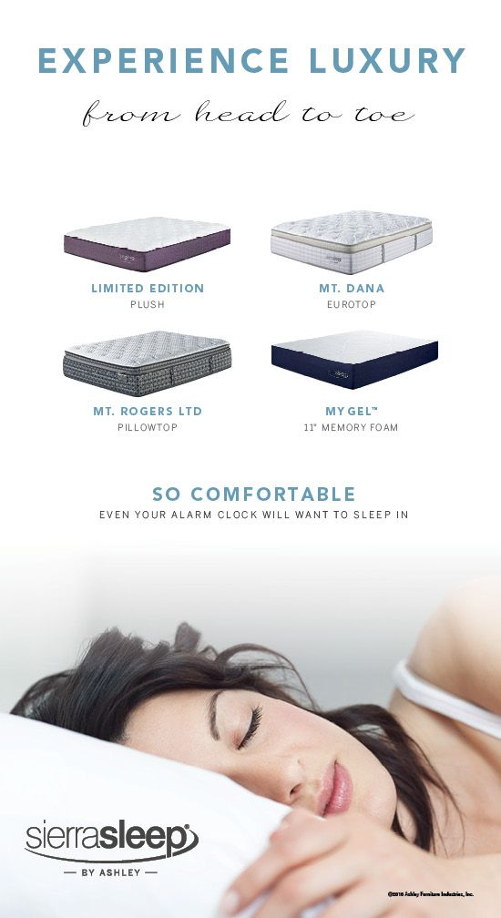 Chic Sierra Sleep Memory Foam Mattress 164 Best Sierra Sleep Ashley Images On Pinterest Mattresses