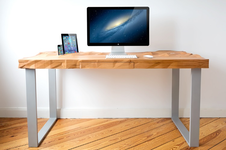 Chic Slim Home Office Desk 25 Best Desks For The Home Office Man Of Many