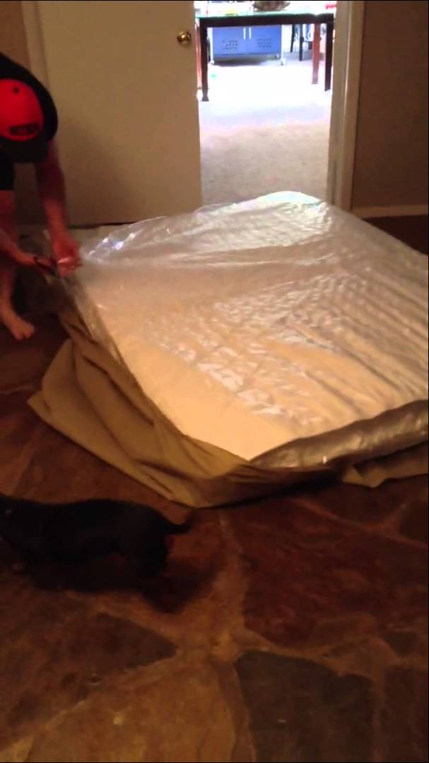 Chic Slumber Mattress In A Box Mattress In A Box From Walmart Slumber 1 Youtube