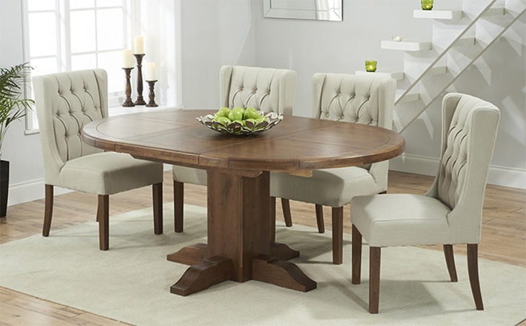 Chic Small Dark Wood Dining Table Dark Wood Dining Table Sets Great Furniture Trading Company