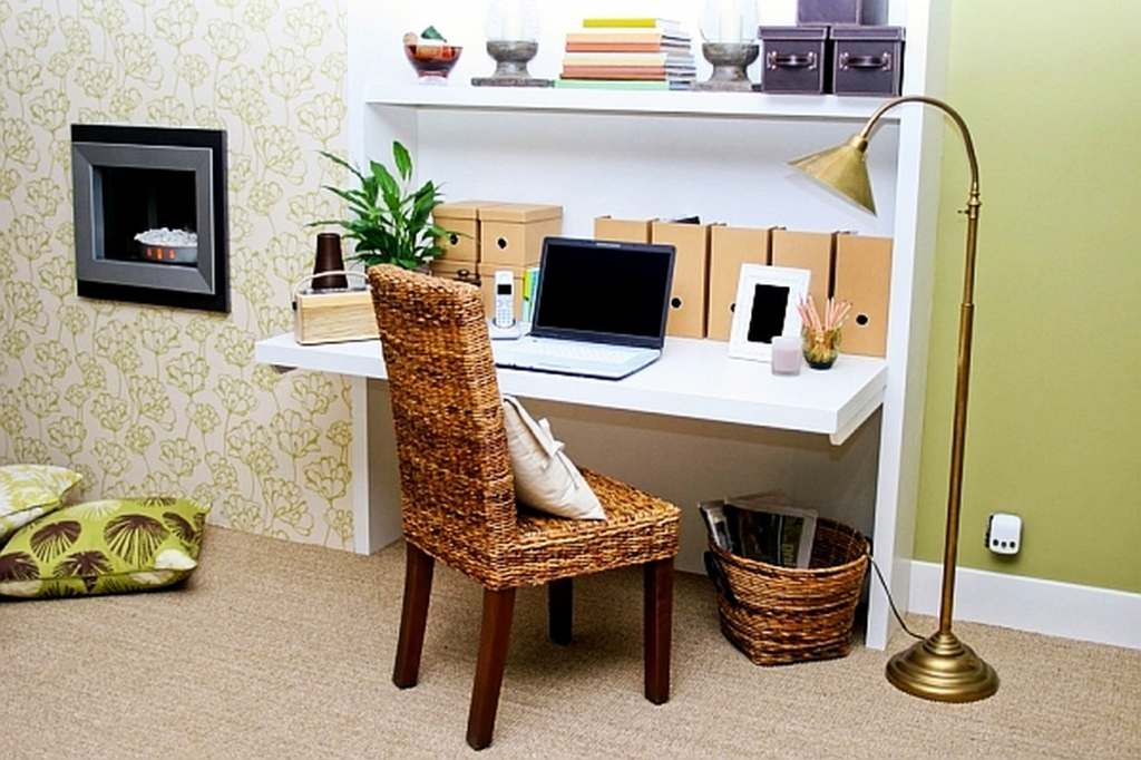 Chic Small Desk With Storage Great Small Desk Ideas Small Spaces With Corner Computer Desks For