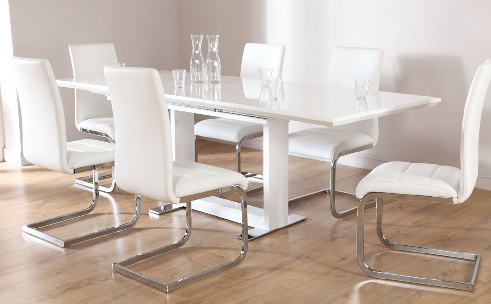 Chic Square White Dining Table Awesome White Square Dining Table Home Decorating Ideas