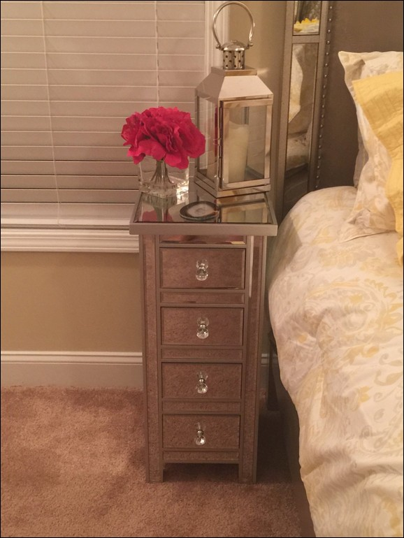 Chic Tall Nightstands Under $100 Bedroom Night Stands For Bedroom Cheap Bedside Tables Tall