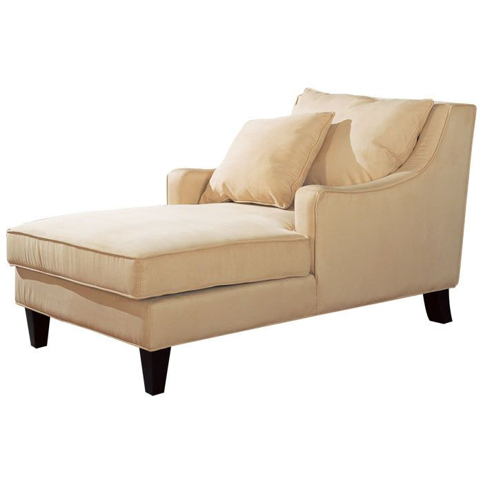 Chic Two Arm Chaise Lounge Living Room Top Incredible Chaise Lounge For Two With Regard To