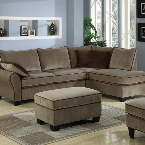 Chic Two Piece Sofa Set Sofa Beds Design Inspiring Contemporary Two Piece Sectional Sofa