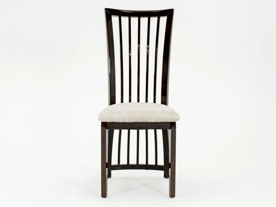 Chic White Cushioned Dining Chairs Furniture Dining Room With Chairs White Wingback Dining Chair