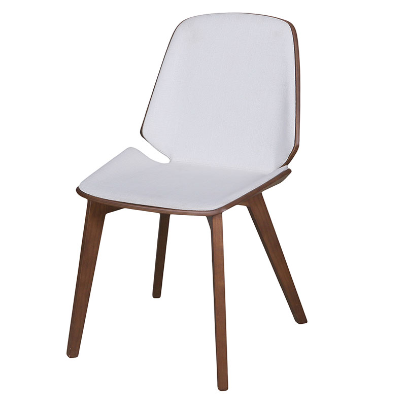 Chic White Dining Chairs Austin Dining Chair White Set Of 2