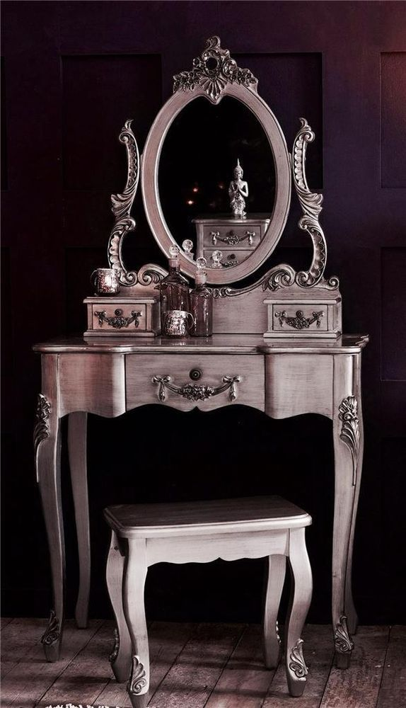 Chic White Vanity Dressing Table With Mirror Best 25 Vintage Dressing Tables Ideas On Pinterest Vintage